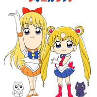 #PopTeamEpic #SailorMoon #Dessin bicoris #Anime #Animation #Manga