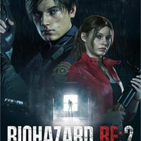 #ResidentEvil re: 2 biohazard 2 #Capcom #JeuVidéo