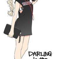 #DarlingInTheFranxx #Dessin tarou2 #Manga #Animation