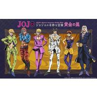 l'anime #JojoSBizarreAdventure Golden Wind en octobre 2018 #Animation