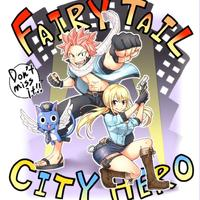 Spin-off #FairyTail City Hero