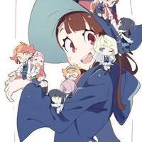 #LittleWitchAcademia #Dessin #Fanart sin05g #Anime #Animation #Sorcière #Manga