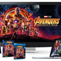 #AvengersInfinityWars SERA DISPONIBLE EN AVANT-PREMIERE EN ACHAT DIGITAL LE 23 AOUT ET EN 4K ULTRA HD, BLU-RAY 3D, BLU-RAY, DVD & VIDEO A LA... [lire la suite]