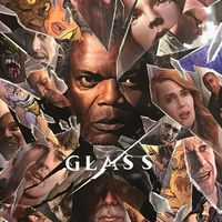 #Glass dessin Alex Ross