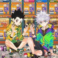 #HunterXHunter #Gashapon #Dessin Pictolita #Manga #Anime