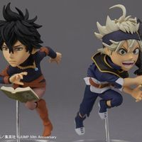 #BlackClover #Figurines #Goodie