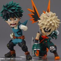 My Hero Academia figurines
