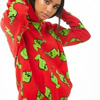 Pull #LeGrinch chez #Forever21