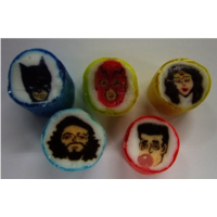 #Bonbon #DcComics #Batman #Flash #WonderWoman #Aquaman #Shazam #JusticeLeague