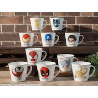 Mug #Marvel #Thor #BlackPanther #IronMan #CaptainAmerica #Spiderman #Venom #Thanos #Deadpool #Loki #LeSoldatDeLHiver #Comic