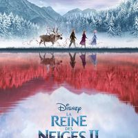 Affiche La Reine Des Neiges 2 Disney