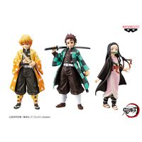 Figurines Banpresto Demon Slayer Kimetsu No Yaiba