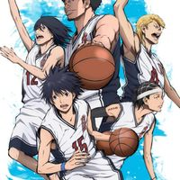 anime Ahiru no Sora Dream Team sur le basket en octobre 2019
