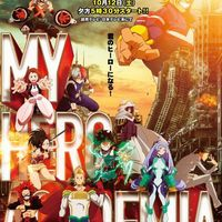 anime My Hero Academia saison 4