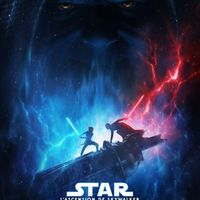Affiche Star Wars L'ascension de Skywalker le18 décembre au cinéma
