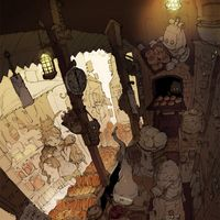 dessin Demizu Posuka mangaka The Promised Neverland