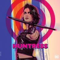 dessin de Huntress Birds Of Prey par Tula Lotay