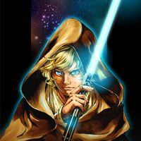 manga Star Wars: The Legends of Luke Skywalker en 2020