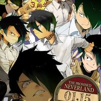 Anniversaire de Ray de l'animé manga The Promised Neverland