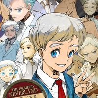 21 mars anniversaire de Norman du manga The Promised Neverland