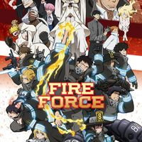 Fire Force anime animation manga