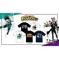 tshirt My Hero Academia au Japon
