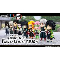 Kimetsu No Yaiba Demon Slayer Figurine Figuarts minianime manga Japon