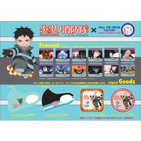 Goodies Mask Fire Force chez ROLL ICE CREAM FACTORY