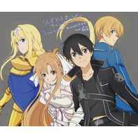 Sword Art Online Alicization War of Underworld SAO anime animation