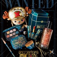 cosmetique maquillage make up beaute Shu Uemura One Piece Tony Tony Chopper manga anime