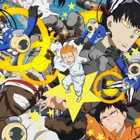 anime animation Fire Force saison 2 sur Wakanim