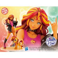 Figurine Sunset Shimmer My Little Pony Mon Petit Poney Kotobukiya