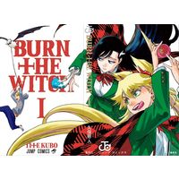 Burn The Witch tome 1 manga mangaka Tite Kubo Japon