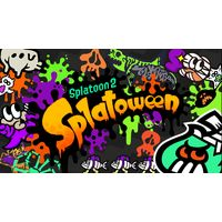 festival Splatoween Splatoon Halloween Nintendo Switch du 31 octobre au 2 novembre