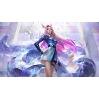 KDA Ahri Worlds 2020 League Of Legends jeu video music