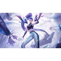 KDA Kaisa Worlds 2020 League Of Legends jeu video music
