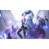 KDA Seraphine Worlds 2020 League Of Legends jeu video music