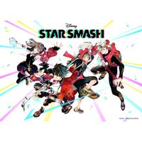 jeu mobile Disney Star Smash Xflag chara designer Oh Great Ito Ogure mangaka Enfer Et Paradis Air Gear