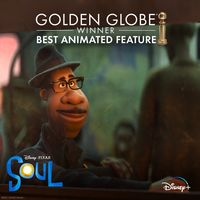 Soul de Pixar récompensé meilleur film d'animation au Golden Globes Award