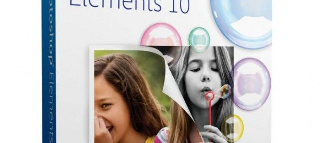 Le nouveau Photoshop Element 10