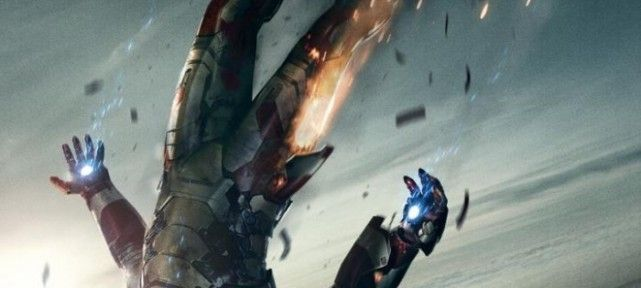 Spot Super Bowl d'Iron Man 3