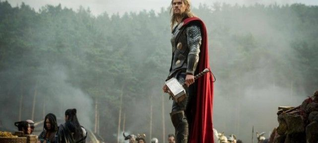 Interview de Chris Hemsworth et Tom Hiddleston - Thor : Le Monde des Ténèbres