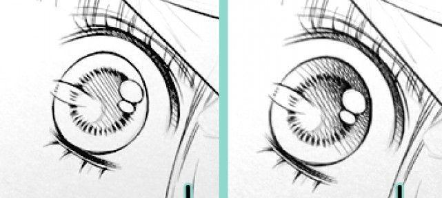 technique de mangaka comment dessiner les yeux en manga