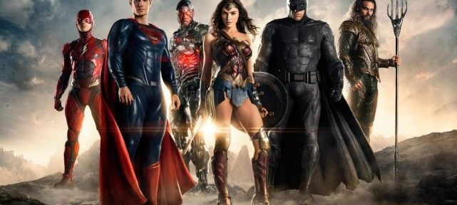 Justice League a l'air bien plus prometteur que Batman V Superman !