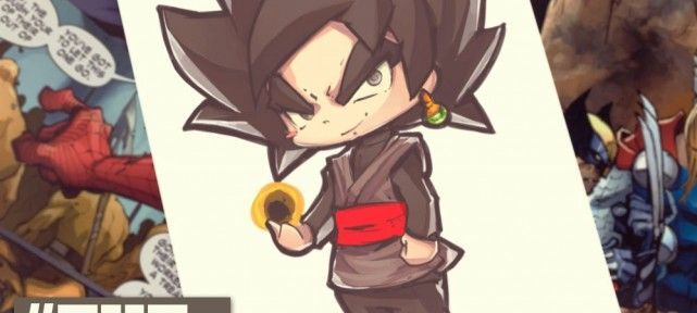 comment-dessiner-black-goku-dragon-ball-super-en-version-chibi-