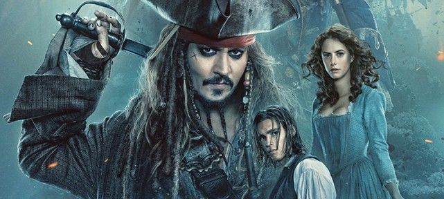 Critique de Pirates Des Caraïbes La Vengeance de Salazar: Jack is back!!