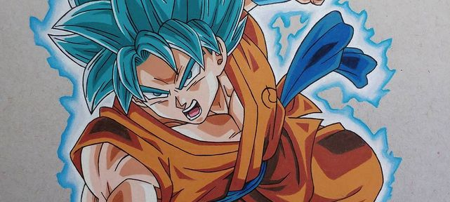 dessins-dragon-ball-papier-strathmore