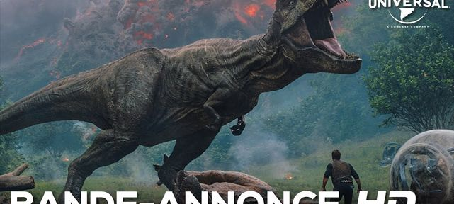 Le trailer énorme de Jurassic World : Fallen Kingdom