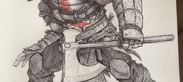 god-of-war-dessin-kratos-stylo-bille-joverine
