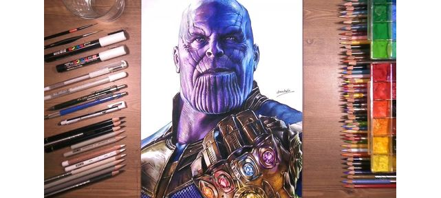 avengers-infinity-war-dessin-thanos-crayons-couleurs-drawholic
